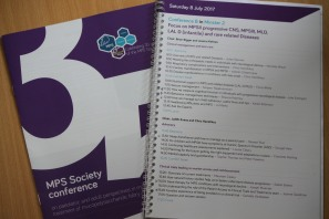Timetable for the MPS Conference